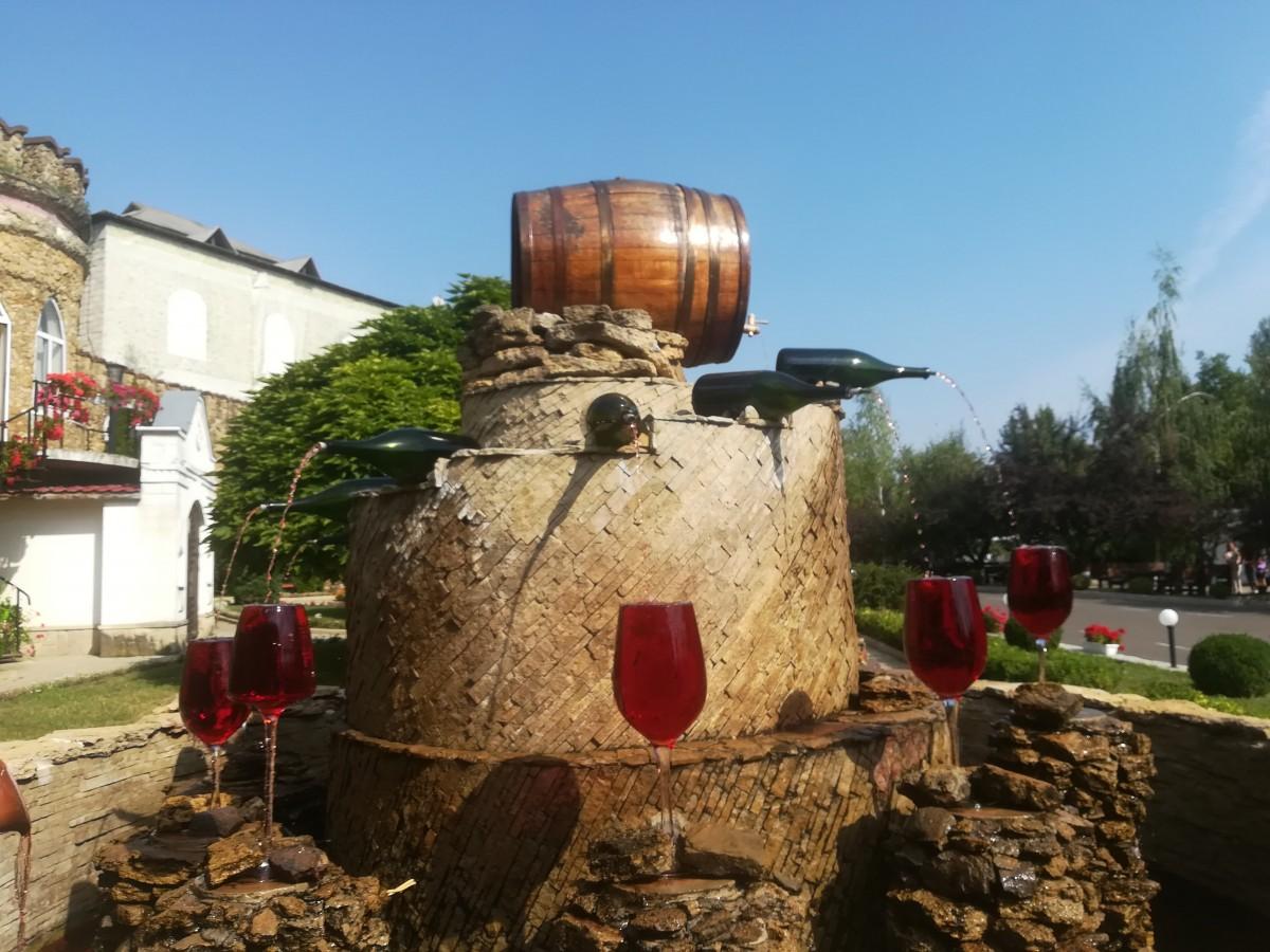 Zdjęcia: milesti mici, najwiękasza winnica, MOłDAWIA