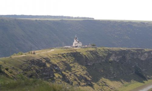 MOłDAWIA / - / Mascauti / Monastyr skalny-Drumul Central din Mascauti, Moldova