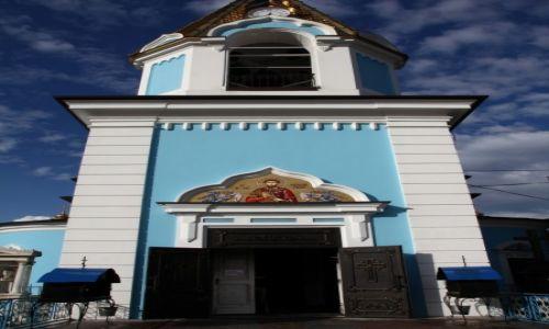 Zdjęcie MOłDAWIA / Centrum / Kiszyniów / Cerkiew Św. Tirona 2