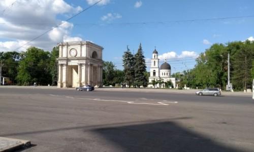 Zdjęcie MOłDAWIA / - / Kiszyniów / Kiszyniów