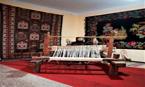Zdjęcie MOłDAWIA / Gagauzja / Komrat, muzeum / Rzemiosło sprzed lat