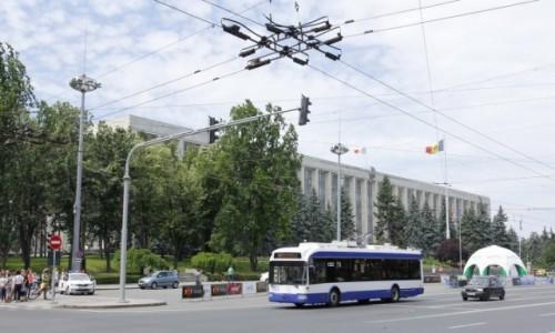 Zdjęcie MOłDAWIA / - / Kiszyniów / Centrum Kiszyniowa