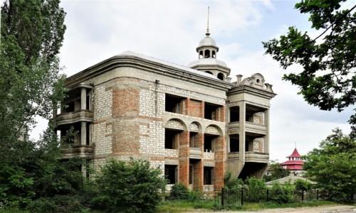 Zdjecie MOłDAWIA / Soroca / Cygańska Góra / Pałacyk
