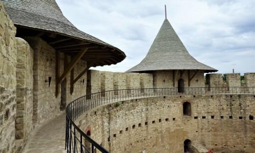 Zdjecie MOłDAWIA / Soroca / Twierdza / Na murach