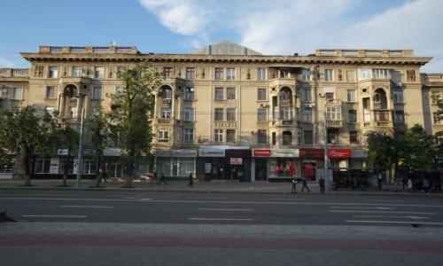 Zdjęcie MOłDAWIA / Kiszyniów / . / Architektura