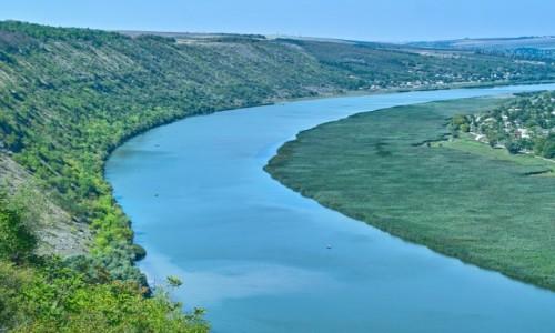 Zdjecie MOłDAWIA / Mołdawia / Rzeka Dniestr / Dniestr