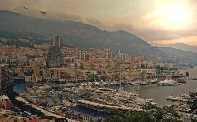 Zdjęcia: niewielkie państwo położone w Europie Południowej nad Morzem Śródziemnym , Księstwo Monako, ..., MONAKO