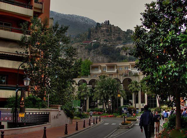 Zdjęcia: Monako, Ulice Monako, MONAKO