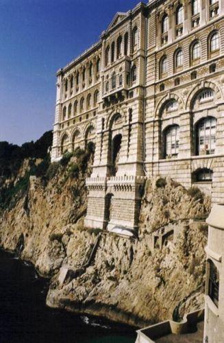 Zdjęcia: Monte Carlo, Wybrzeże M. Śródziemnego, Muzeum Oceanograficzne, MONAKO