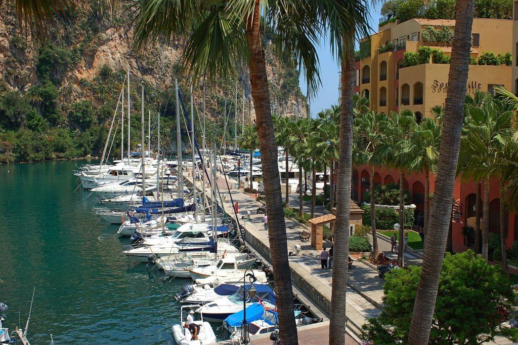 Zdjęcia: Monaco, Zatoczka,,,, MONAKO