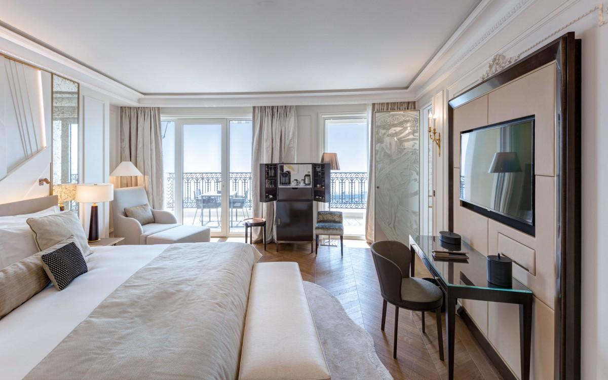 Zdjęcia: Monte Carlo, Hôtel de Paris w Monte Carlo – perła Lazurowego Wybrzeża, MONAKO