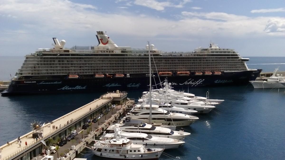 Zdjęcia: Monaco, Lazurowe Wybrzeże, Płyń po morzach i oceanach..., MONAKO
