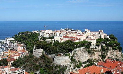Zdjęcie MONAKO / - / Monako / Widok na Monako