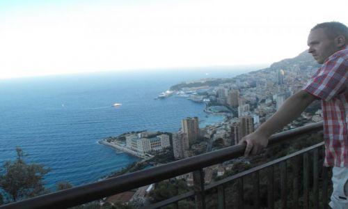 MONAKO / - / Monako / Monako w tle