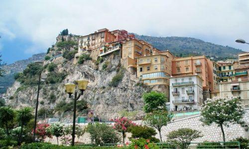 Zdjęcie MONAKO / Monako / Monako / Skałki Monako