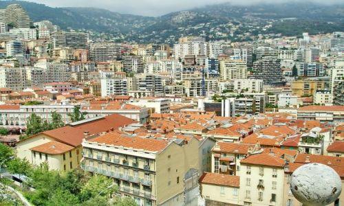 MONAKO / Monako / Monako / Państwo na zboczu (2)