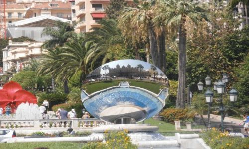 Zdjęcie MONAKO / Monte Carlo / Kasyno / Czar luksusu