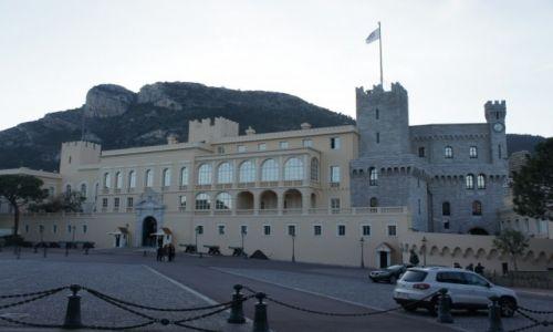 Zdjęcie MONAKO / Monako /  Monte Carlo / Monako - Pałac Książęcy