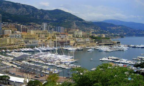 Zdjęcie MONAKO / Nad Morzem Liguryjskim / Monte Carlo / W stolicy hazardu