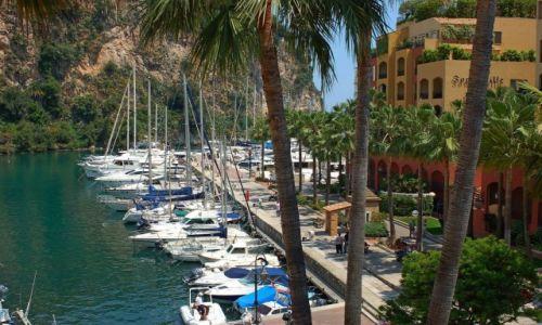 Zdjęcie MONAKO / - / Monaco / Zatoczka,,,
