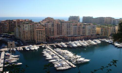 Zdjecie MONAKO / Lazurowe Wybrzeże / Monako / Między pięknem przyrody a luksusem