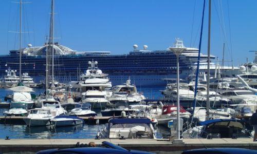 Zdjecie MONAKO / Monaco / Port / Monaco