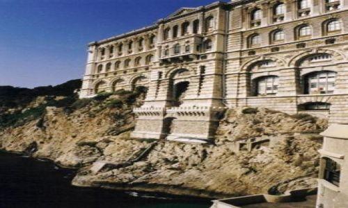 Zdjęcie MONAKO / Wybrzeże M. Śródziemnego / Monte Carlo / Muzeum Oceanograficzne
