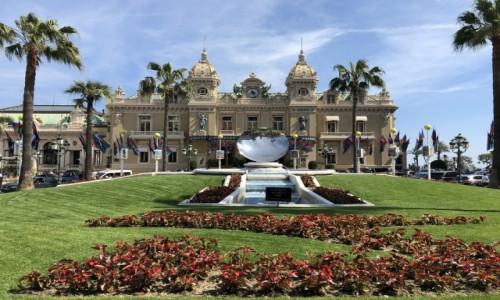 Zdjecie MONAKO / Monako / Casino / Monte Carlo