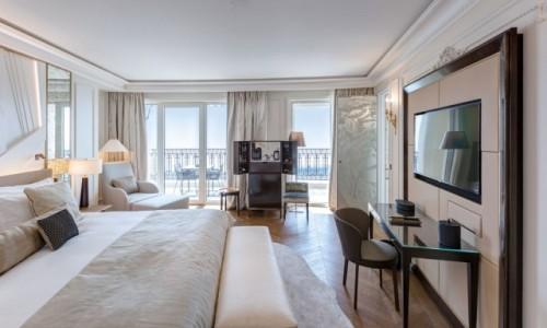 Zdjecie MONAKO / - / Monte Carlo / Hôtel de Paris w Monte Carlo – perła Lazurowego Wybrzeża