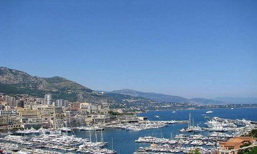 Zdjecie MONAKO / brak / Monako / Wielki port