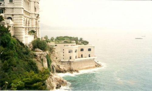 Zdjęcie MONAKO / Monako / brak / Widokówka z Monako