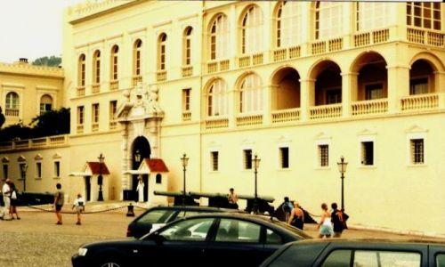 Zdjęcie MONAKO / Monako / Plac Pałacowy / Pałac Książęcy
