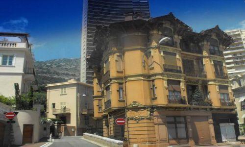 Zdjęcie MONAKO / Monako / Monte Carlo / uliczka Monte Carlo