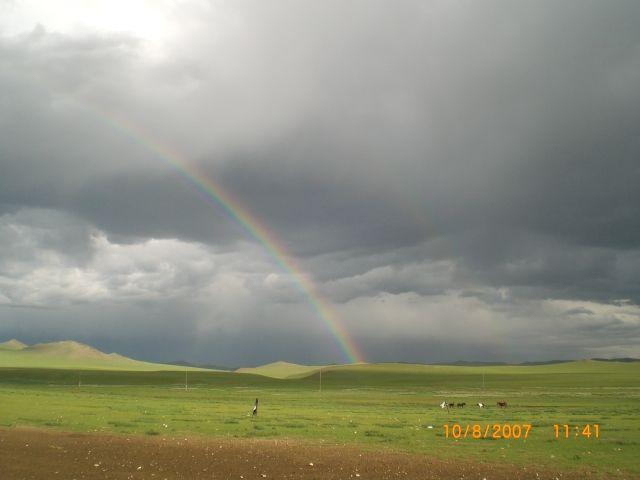Zdj�cia: 300 km od U�an Bator, Dungdgov, ..aby dotrze� do celu, MONGOLIA