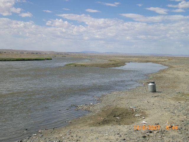 Zdjęcia: Bayankhnongor, Ovorkhangai, oaza na pustyni, MONGOLIA