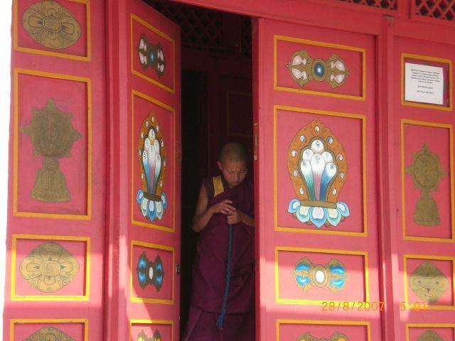 Zdjęcia: Ułan Bator, Gandan Khiid, MONGOLIA