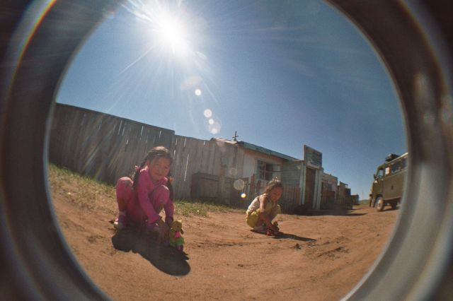 Zdj�cia: A�taj, przez dziurk� od klucza:), MONGOLIA