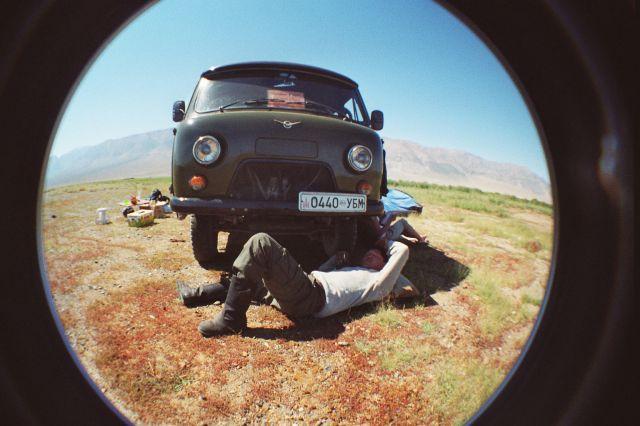 Zdjęcia: Ałtaj, w poszukiwaniu cienia, MONGOLIA