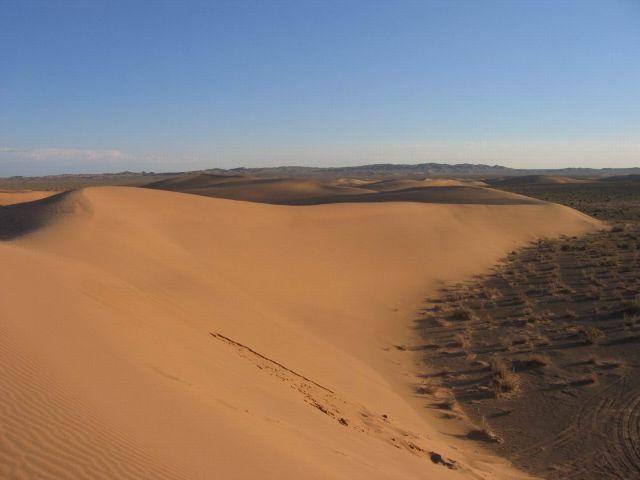 Zdj�cia: Mongolia,  po�udniowa Mongolia, pustynia Gobi, Pustynia Gobi, MONGOLIA