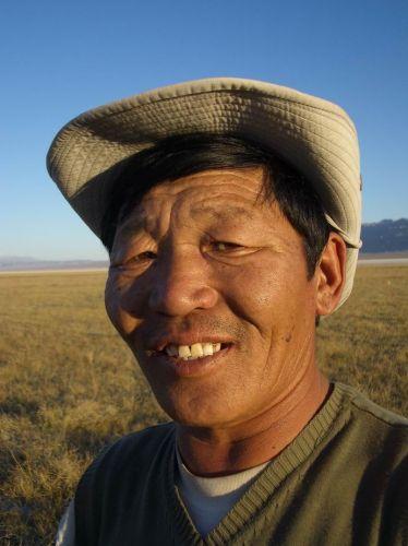 Zdjęcia: Mongolia, Pustynia Gobi, twarze Mongolii, MONGOLIA