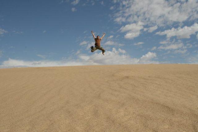 Zdjęcia: okolice Erdene, Pustynia Gobi, ., MONGOLIA