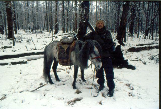 Zdjęcia: step, okolice jez.hovsgol, mongolskie koniki, MONGOLIA