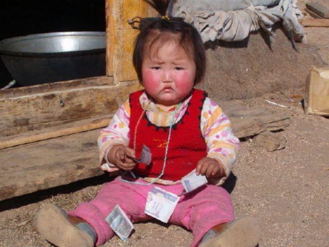 Zdjęcia: pustynia Gobi, Przydrożna jadłodajnia, MONGOLIA