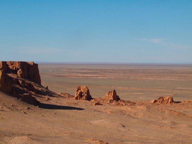 Zdjęcia: Pustynia Gobi, Czerwone Klify, MONGOLIA