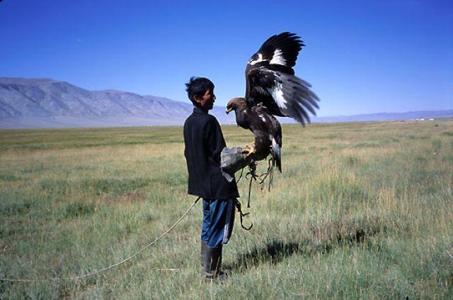 Zdjęcia: Mongolia, zachodnia Mongolia, przyjaciele, MONGOLIA