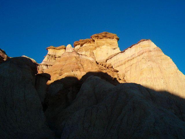 Zdjęcia: Gobi, Ulaan Suvraga__, MONGOLIA