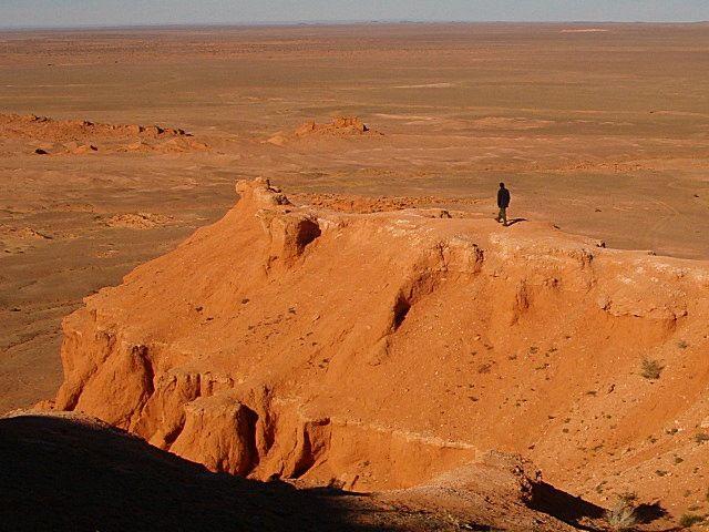 Zdjęcia: Gobi, Czerwone Klify, MONGOLIA