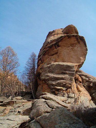 Zdjęcia: Niedaleko UB, Park Narodowy Gorki-Terelj__, MONGOLIA