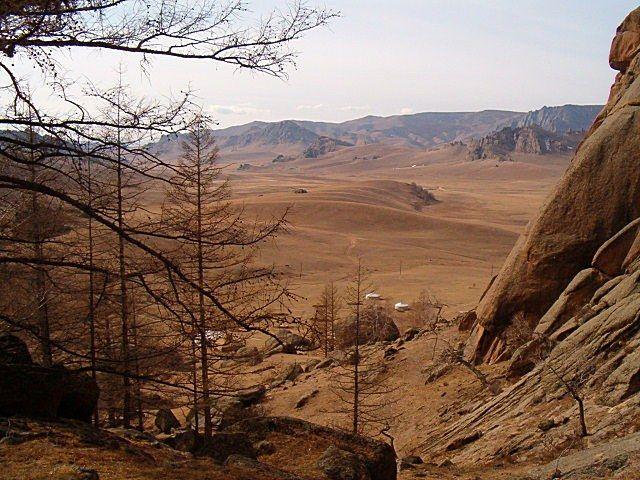 Zdjęcia: Niedaleko UB, Park Narodowy Gorki-Terelj___, MONGOLIA