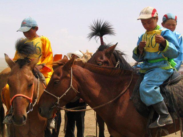 Zdjęcia: stepy - 30km od stolicy, Ulan Bator, wyscigi konne, MONGOLIA